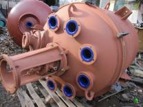 Эмалированные покрытия реакторов  | фото 3 из 3