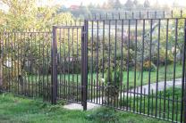 Сварочные работы на выезде, ворота, заборы | фото 4 из 4