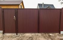 Ремонт и установка металлических дверей, ворот, заборов