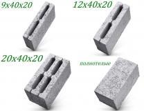 Блок из пескобетона | фото 3 из 3