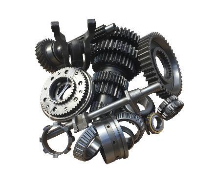 Запасные части для китайских КПП серии 9js, 12js, 16js: S6-80, S6-90, S6-100, S6-150, S6-160.  | фото 1 из 1