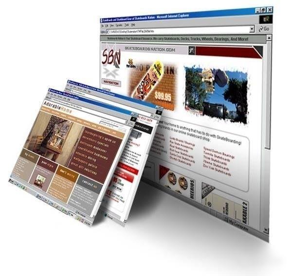Создание сайтов, печать визиток, дизайн | фото 1 из 1