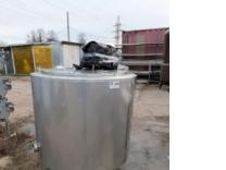Продается Емкость нержавеющая, объем — 0,350 куб.м.,