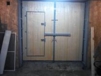 обшивка гаража, ремонт деревянных полов | фото 2 из 3
