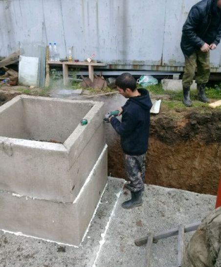 Погреб монолитный, Ремонт погреба, Строительство погреба | фото 1 из 2