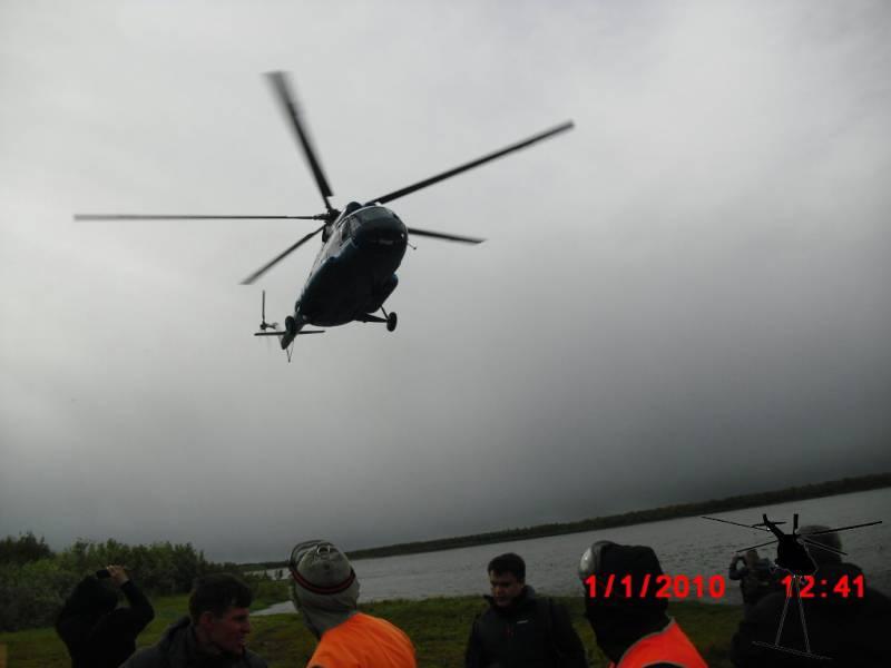 Погрузо-разгрузочные работы на внешней подвеске под вертолетами   фото 1 из 1