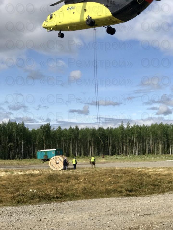 Работы по подцепке грузов | фото 1 из 1