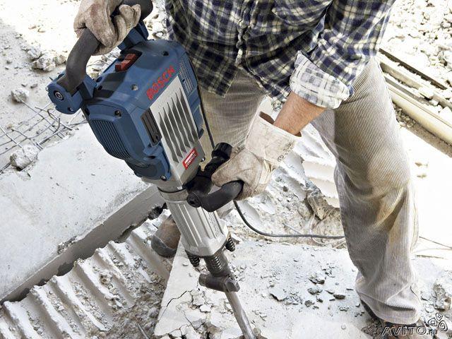 Аренда (прокат) строительного инструмента Bosch. | фото 1 из 1
