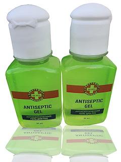 Антисептический гель для рук. | фото 1 из 4