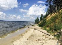 Участок 7,5 гектар 1 береговая линия | фото 2 из 3