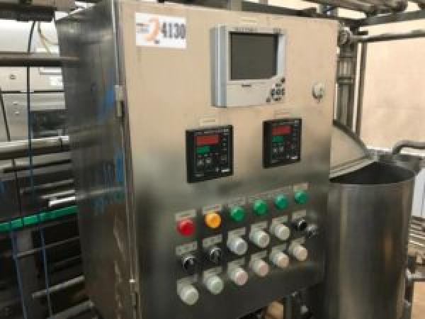 Продается Пастеризационно-охладительная установка ОПК-5   фото 1 из 1