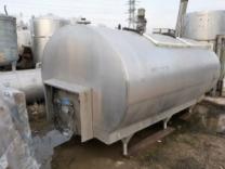 ПродаетсяЕмкость нержавеющая — танк охладитель, объем — 5 куб.м.