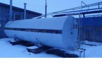 Продается Емкости для хранения углекислоты, объем 10 и 12 куб.м.