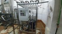 ПродаетсяПастеризационно-охладительная установка, пр-ть до 5000 л/ч,