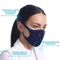 Многоразовая защитная маска со скидкой. | фото 3 из 3