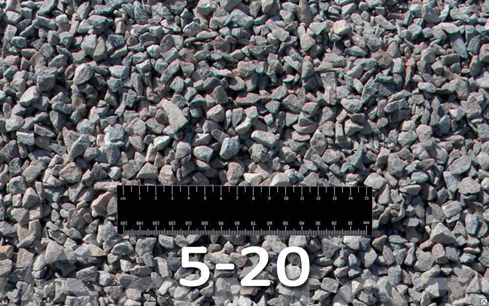Необходимы долгосрочные автомобильные поставки гравийного щебня фр. 5-20 (М1000) | фото 1 из 2