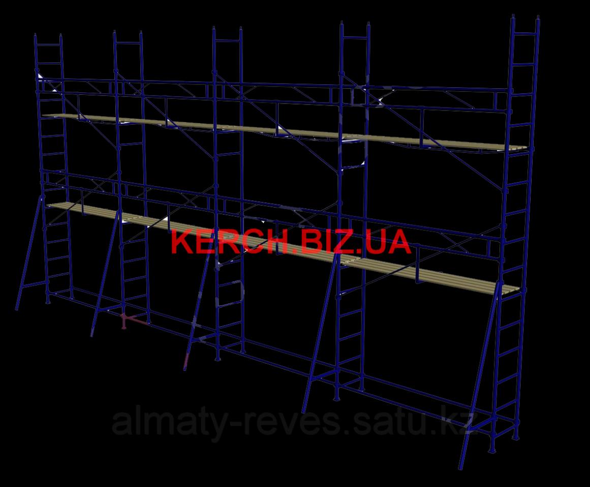 Аренда и продажа строительных лесов в Керчи   фото 1 из 4