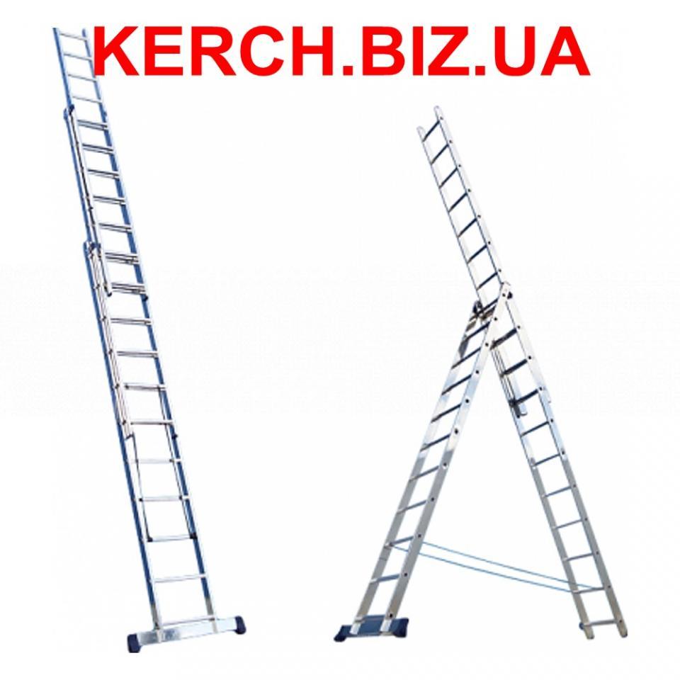 Аренда и продажа лестниц и стремянок в Керчи | фото 1 из 2