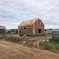 Строительство каркасного дома под ключ   фото 3 из 6