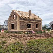 Строительство каркасного дома под ключ   фото 4 из 6