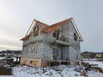 Строительство каркасного дома под ключ   фото 6 из 6