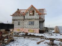 Строительство каркасного дома под ключ   фото 5 из 6
