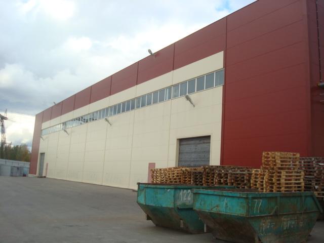Продам складской комплекс   фото 1 из 6