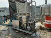 ПродаетсяПастеризационно-охладительная установка Riepas 06 mme