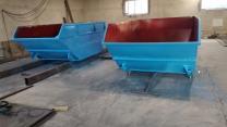 Изготовление бункеров лодочка 8м3 Воронеж | фото 2 из 3