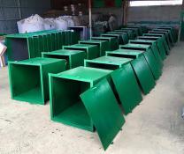 Изготовление мусорного контейнера 0,75 м3 Воронеж | фото 2 из 3