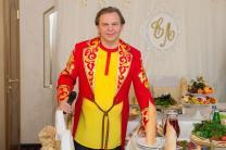 Свадьба в русском стиле от А до Я.
