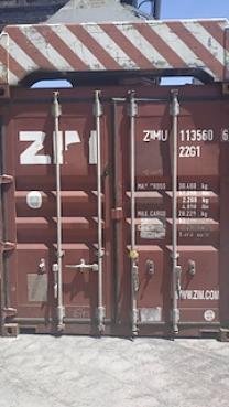 Контейнер морской 20 (DV) футов в наличии с доставкой | фото 2 из 3