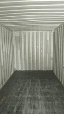 Контейнер морской 20 (DV) футов в наличии с доставкой | фото 3 из 3