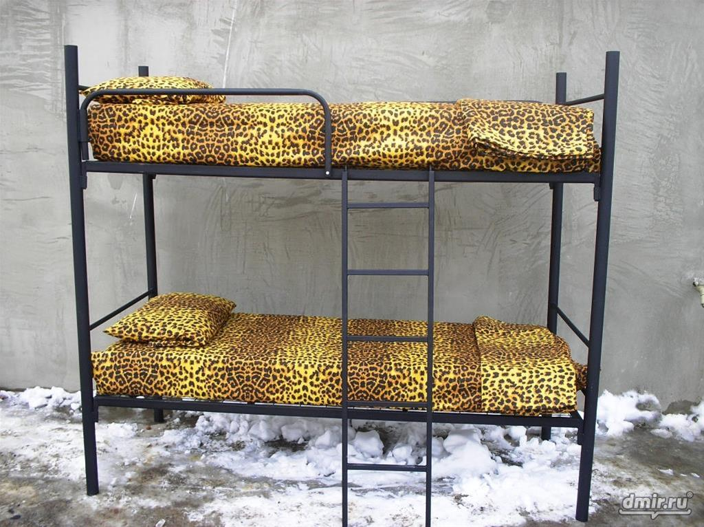 Кровати для строительных вагончиков, бытовок, времянок | фото 1 из 6
