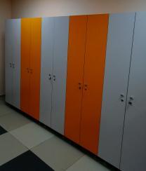 Шкафы для раздевалок, фитнес залов, спортзалов, рабочих | фото 4 из 6