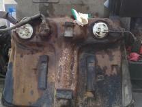 Ремонт бензобаков железных в СПБ