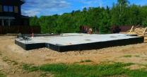 Фундаменты,строительство домов