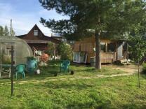 Продается летний домик с баней