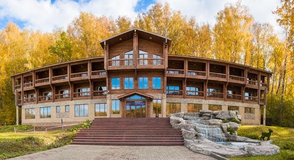 Загородный отель в Подмосковье | фото 1 из 1