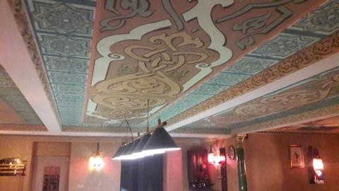 Роспись на потолках  | фото 1 из 3