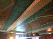 Роспись на потолках  | фото 3 из 3