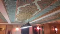 Роспись на потолках