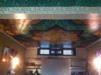 Роспись на потолках  | фото 2 из 3
