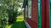 Крепкий домик хуторного типа, 1 гектар земли    фото 3 из 6