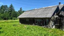 Крепкий домик хуторного типа, 1 гектар земли    фото 5 из 6