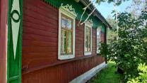 Крепкий домик хуторного типа, 1 гектар земли    фото 2 из 6