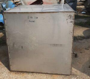 Продается Емкость нержавеющая, объем — 1 куб.м., | фото 1 из 1