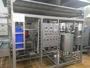 Продается Пастеризационно - охладительная установка ПУ ОГУ-1,  | фото 1 из 1