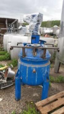 Продается Реактор нержавеющий, объем — 0,3 куб.м