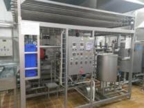 Продается Пастеризационно - охладительная установка ПУ ОГУ-1,